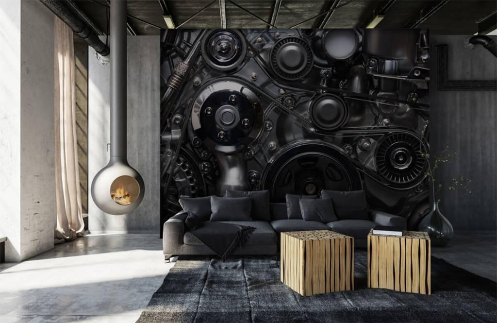 Elemente - Motor - Garage 6