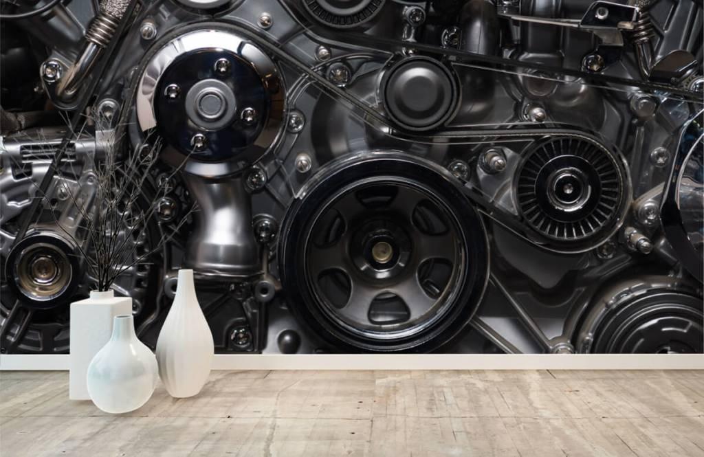 Elemente - Motor - Garage 8