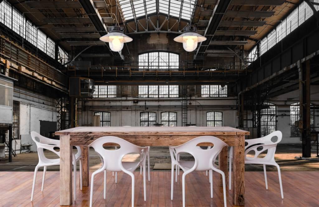 Gebäude - Verlassene Industriehalle - Schlafzimmer 1