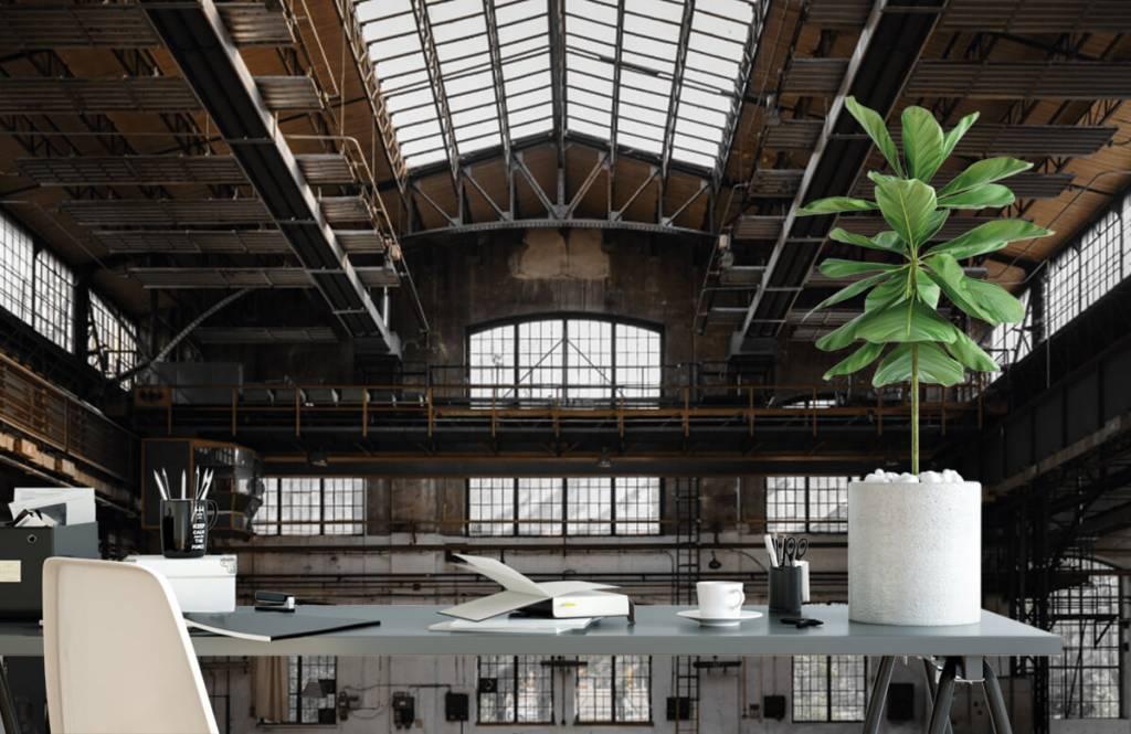 Gebäude - Verlassene Industriehalle - Schlafzimmer 2
