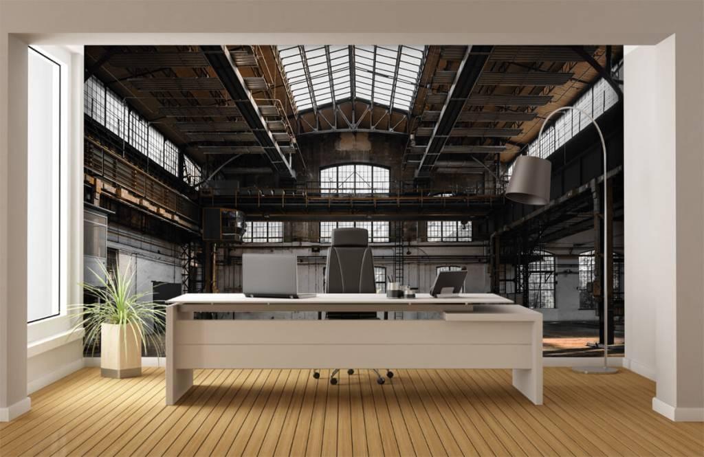 Gebäude - Verlassene Industriehalle - Schlafzimmer 4