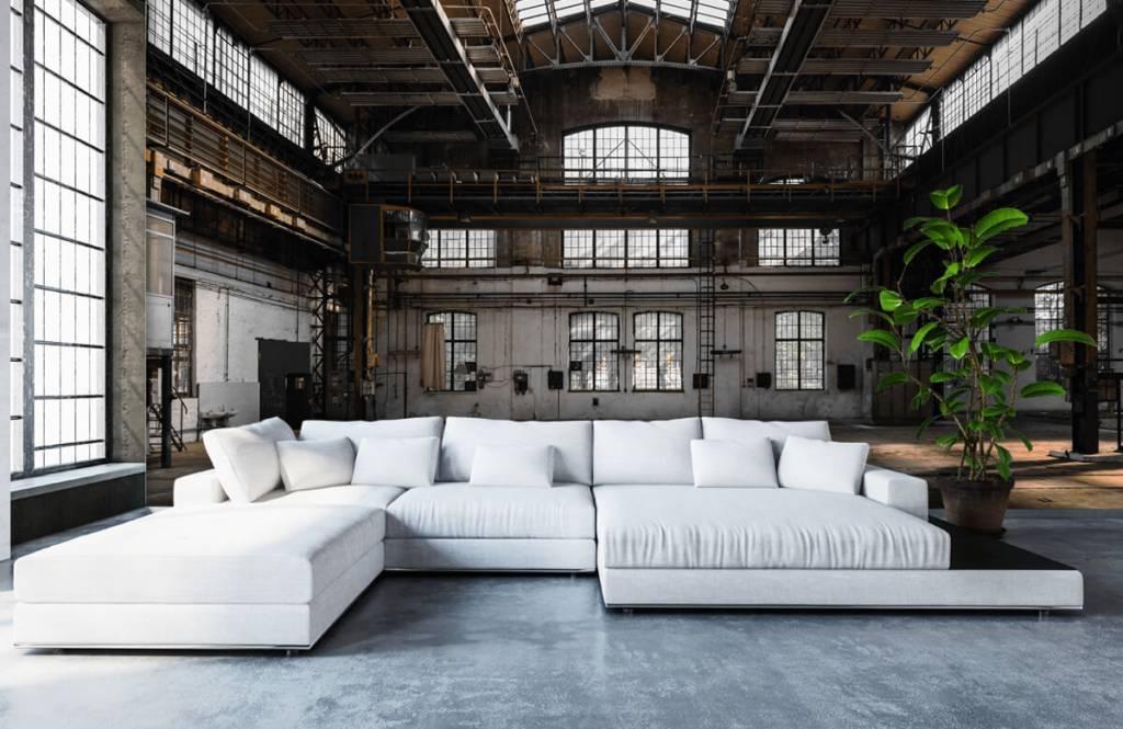 Gebäude - Verlassene Industriehalle - Schlafzimmer 6