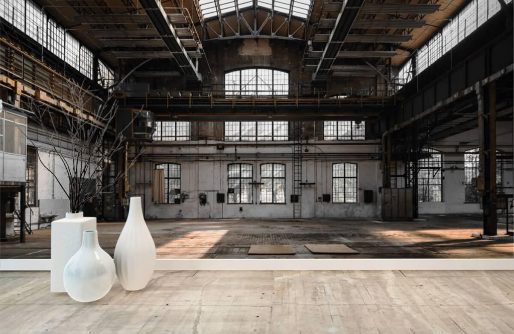 Gebäude - Verlassene Industriehalle - Schlafzimmer 7
