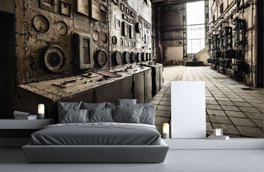 Gebäude - Fabrik - Garage 3