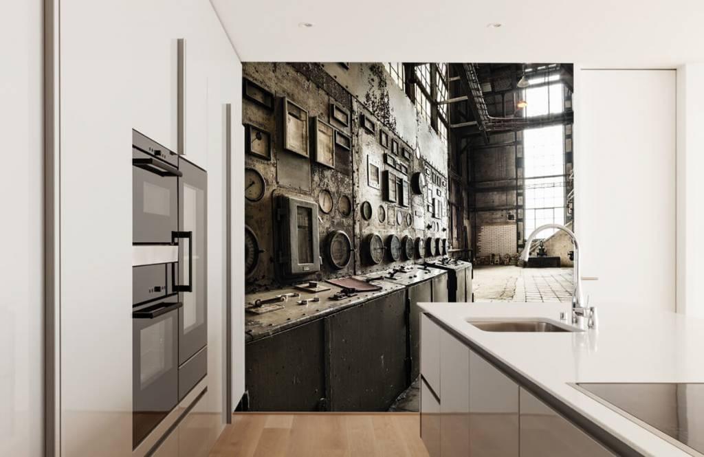 Gebäude - Fabrik - Garage 4