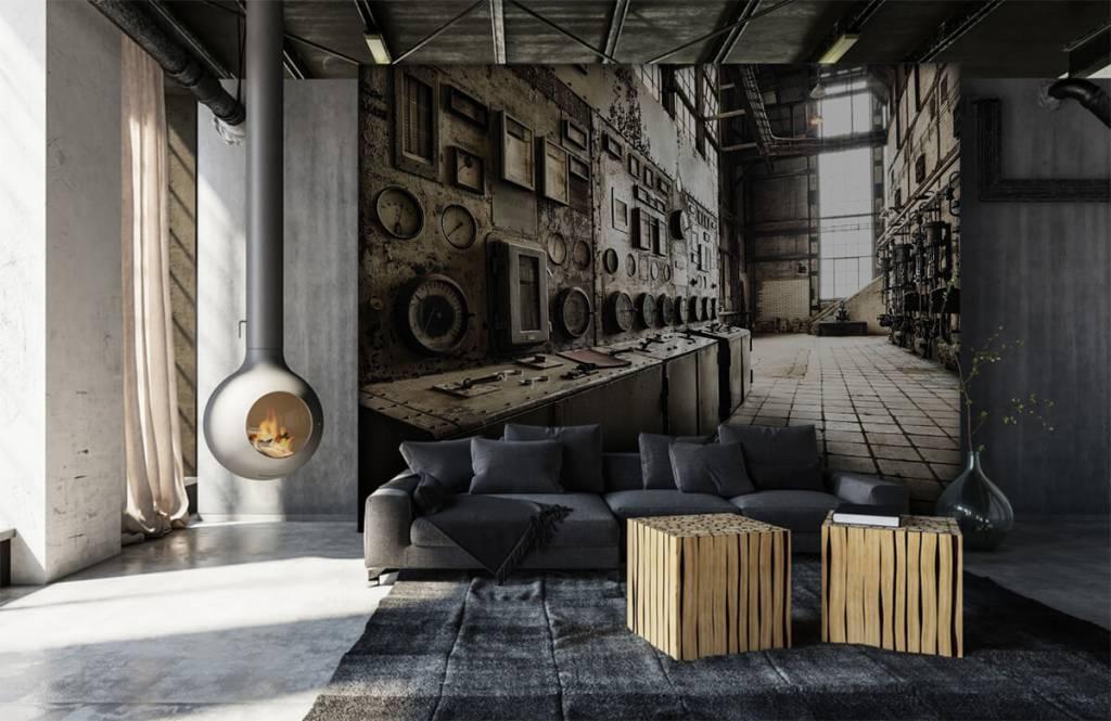 Gebäude - Fabrik - Garage 7