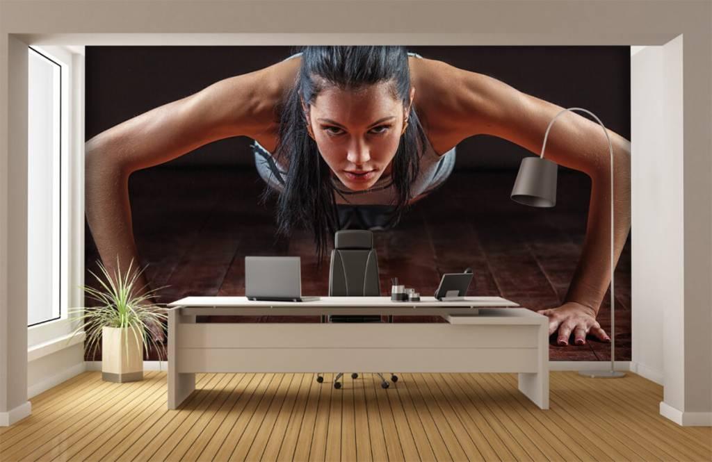 Fitness - Aushaltevermögen - Hobbyzimmer 1
