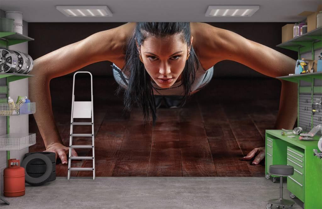Fitness - Aushaltevermögen - Hobbyzimmer 3