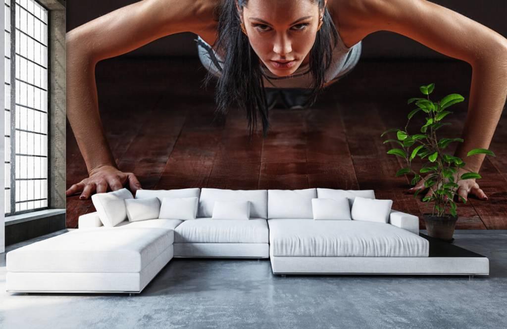 Fitness - Aushaltevermögen - Hobbyzimmer 6