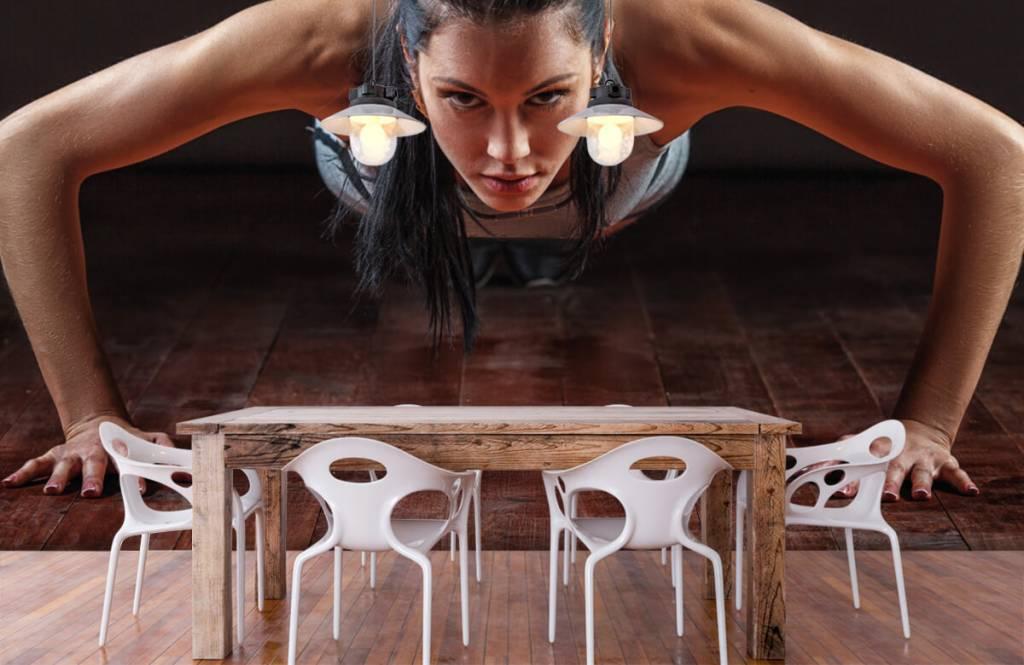 Fitness - Aushaltevermögen - Hobbyzimmer 7