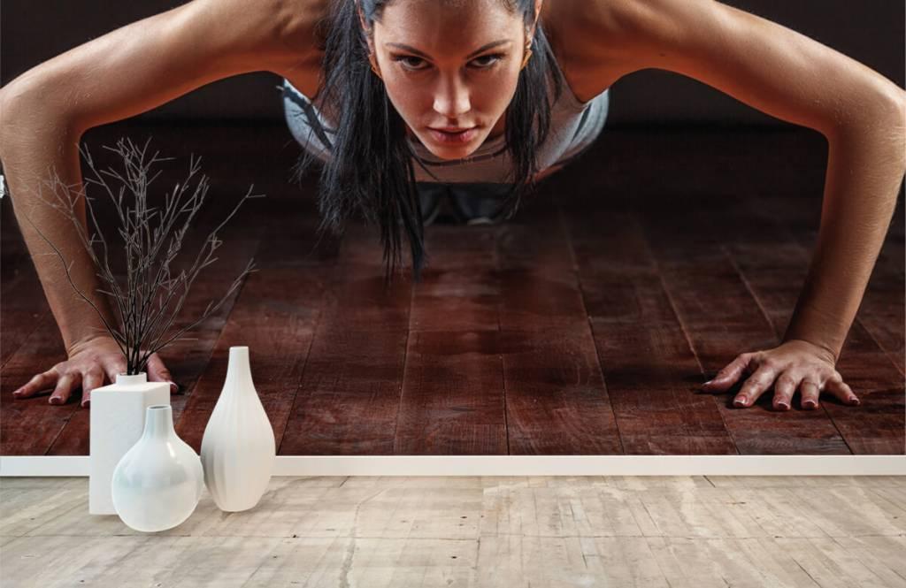 Fitness - Aushaltevermögen - Hobbyzimmer 8