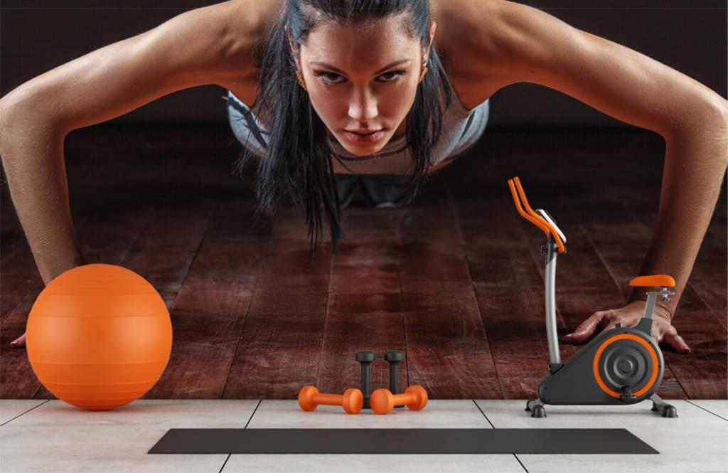 Fitness - Aushaltevermögen - Hobbyzimmer 9