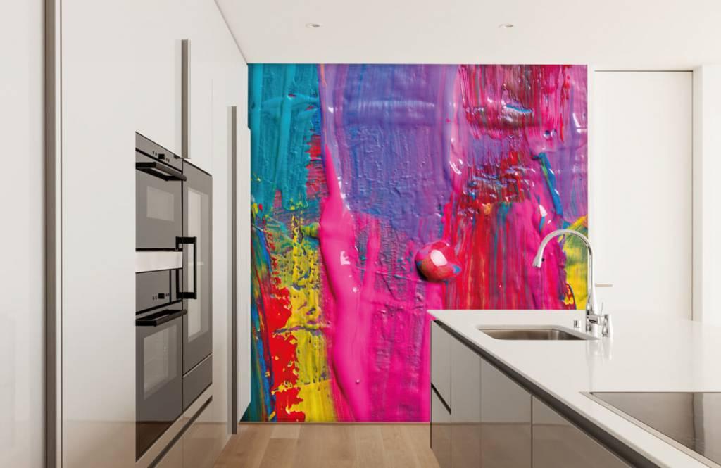 Moderne Tapete - Farbe - Tagungsraum 2