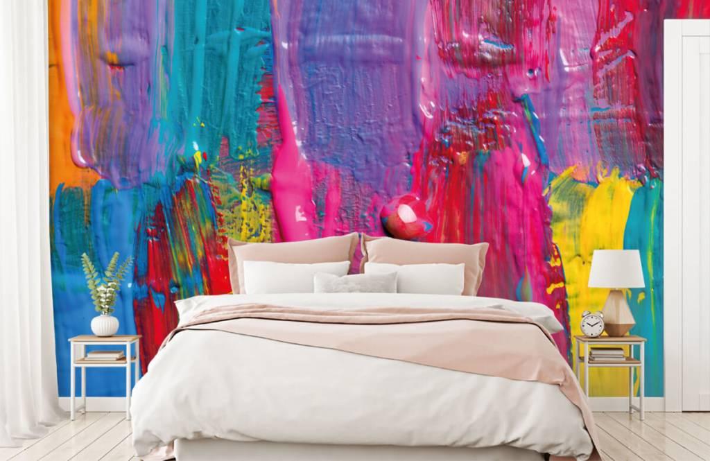 Moderne Tapete - Farbe - Tagungsraum 3