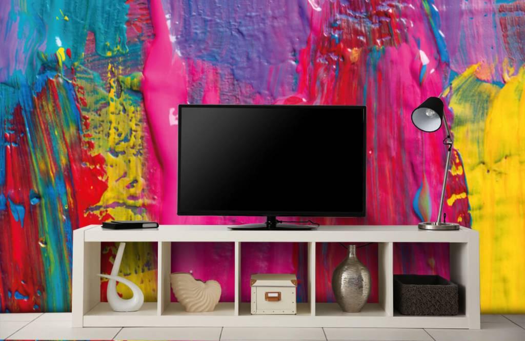 Moderne Tapete - Farbe - Tagungsraum 5