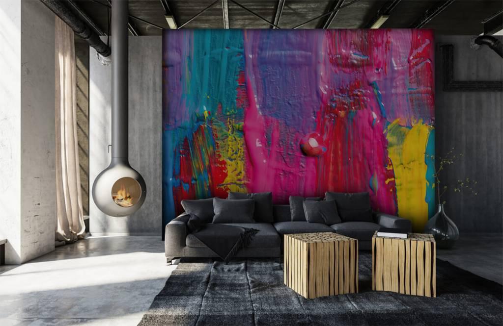 Moderne Tapete - Farbe - Tagungsraum 7