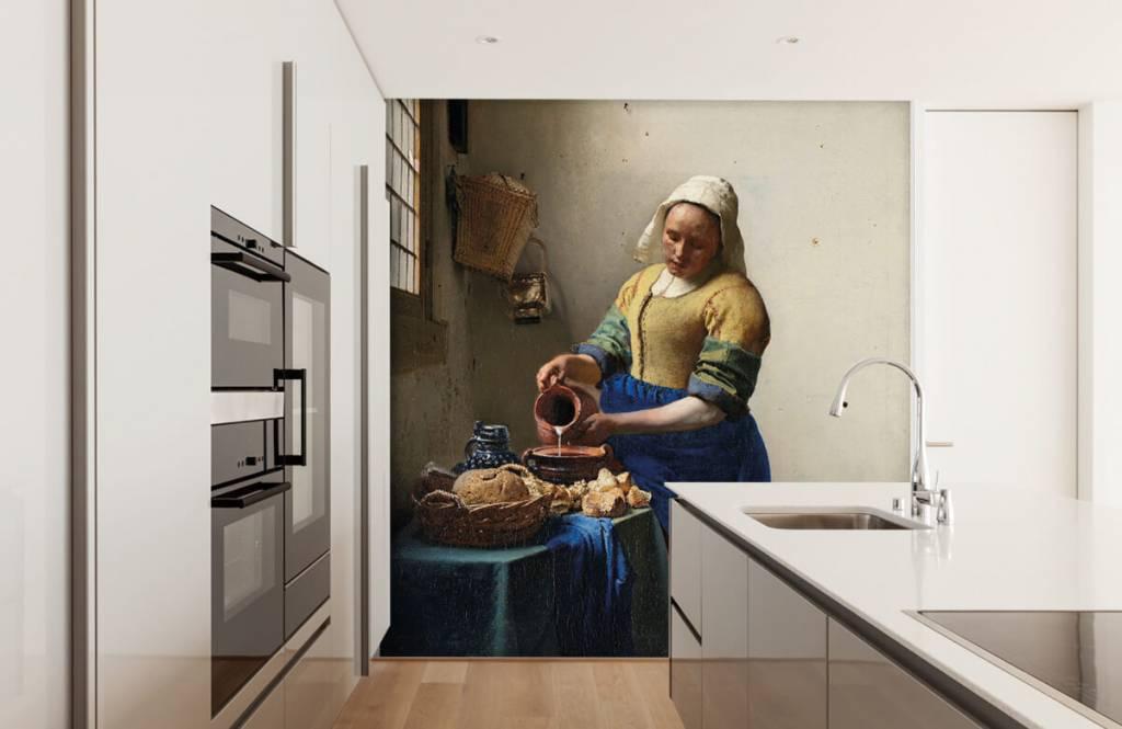 Rijksmuseum - Das Milchmädchen - Schlafzimmer 1