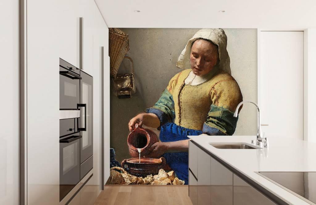 Rijksmuseum - Das Milchmädchen - Schlafzimmer 2