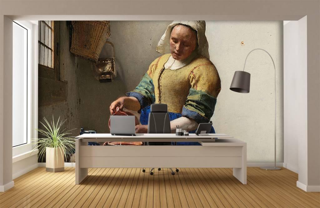 Rijksmuseum - Das Milchmädchen - Schlafzimmer 3