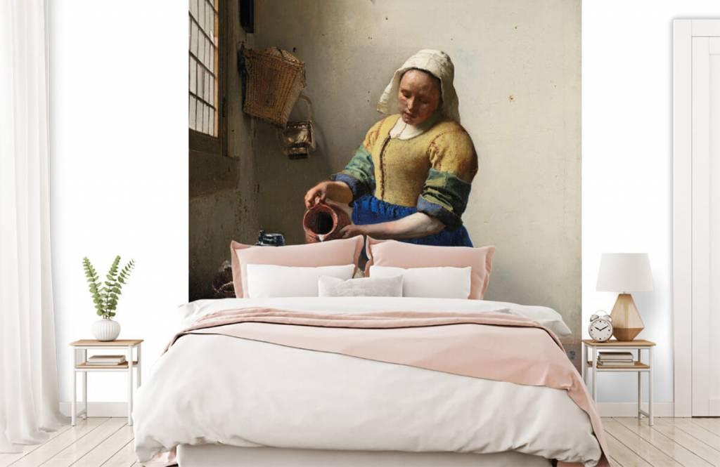 Rijksmuseum - Das Milchmädchen - Schlafzimmer 5