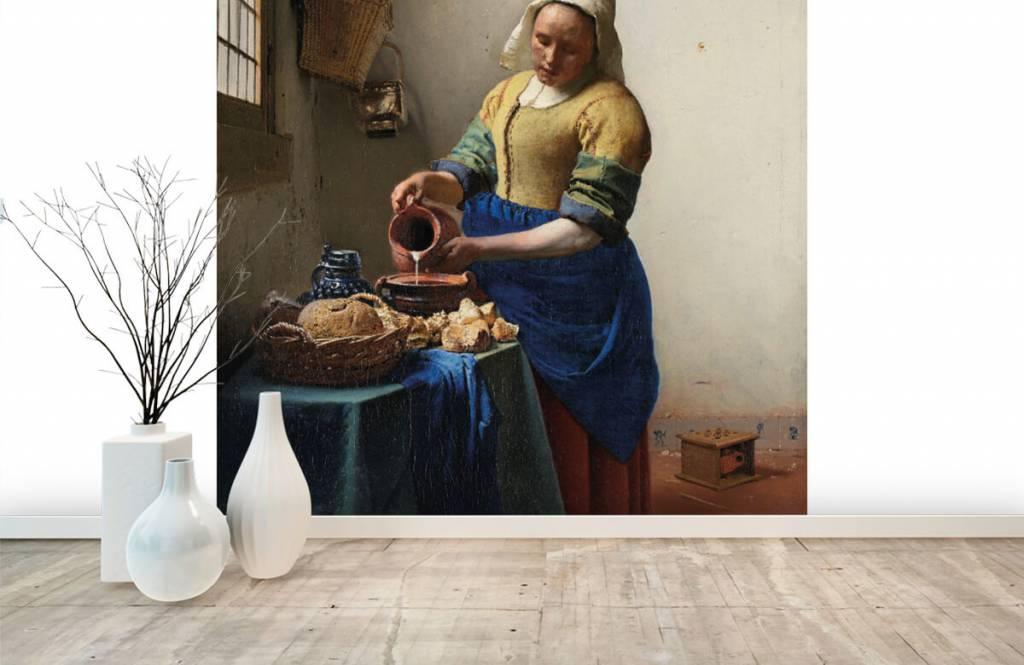Rijksmuseum - Das Milchmädchen - Schlafzimmer 6