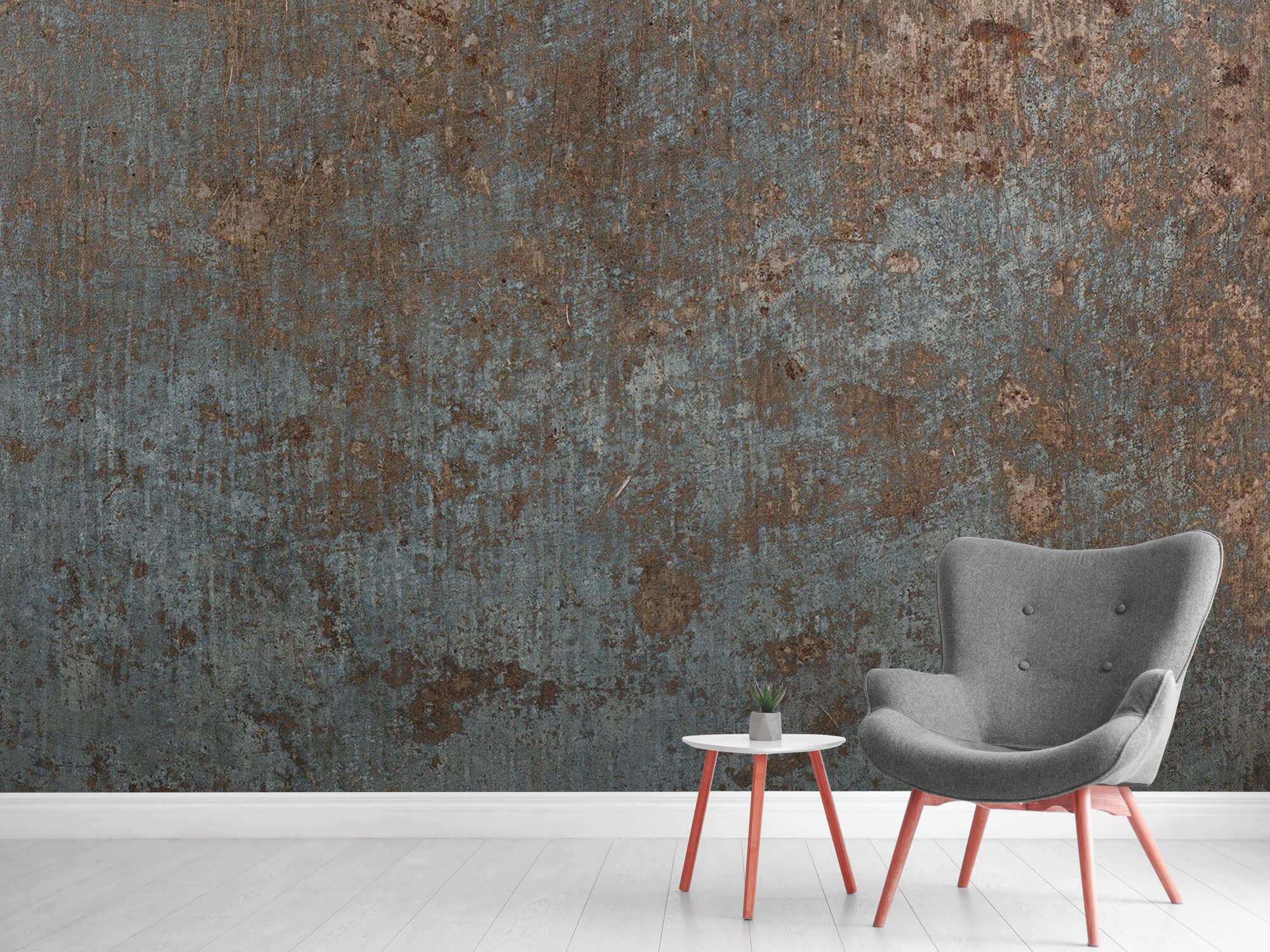 Texturen Farbstruktur Kupfer 3