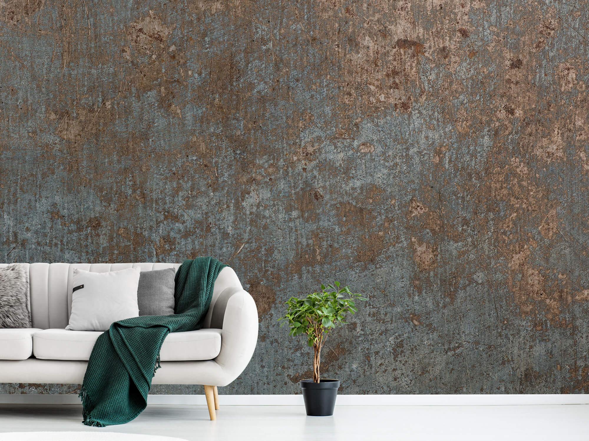 Texturen Farbstruktur Kupfer 8